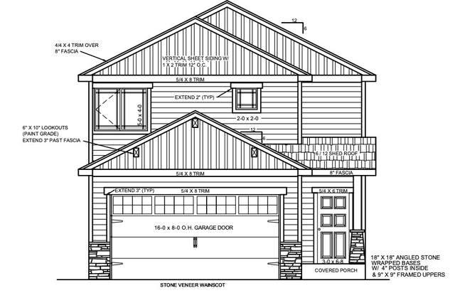806 Dusty Terrace, Mills, WY 82604 (MLS #20200598) :: Real Estate Leaders