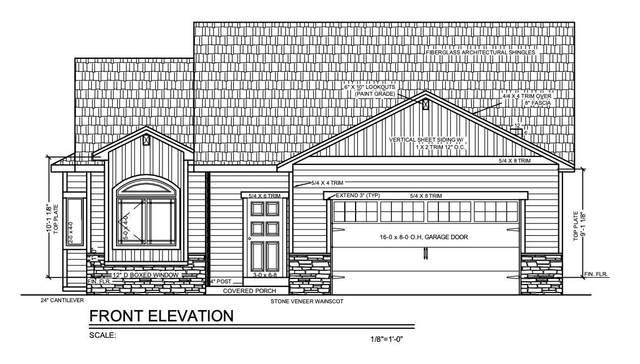 807 Dusty Terrace, Mills, WY 82604 (MLS #20200601) :: Lisa Burridge & Associates Real Estate