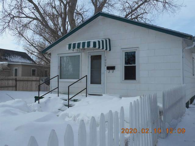 1008 9th Street, Rawlins, WY 82301 (MLS #20200650) :: Real Estate Leaders