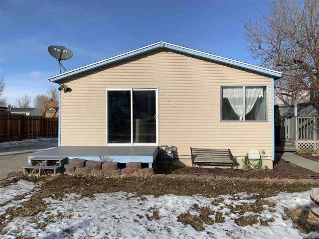 815 Iowa Ave, Green River, WY 82935 (MLS #20200655) :: RE/MAX The Group