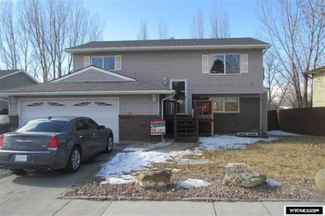 2015 Century Boulevard, Rock Springs, WY 82901 (MLS #20200660) :: RE/MAX The Group