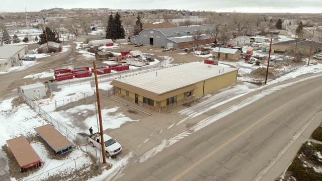 140 Brownfield Road, Douglas, WY 82633 (MLS #20200665) :: Real Estate Leaders