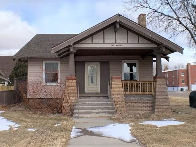 1000 10th Street, Wheatland, WY 82201 (MLS #20200666) :: Lisa Burridge & Associates Real Estate