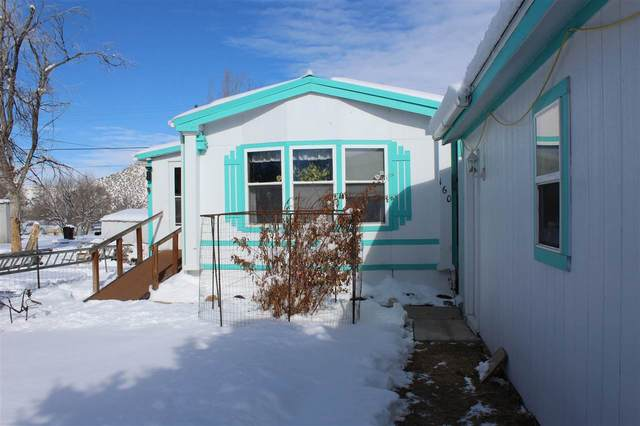 160 E Warren Street, Thermopolis, WY 82443 (MLS #20200693) :: RE/MAX The Group