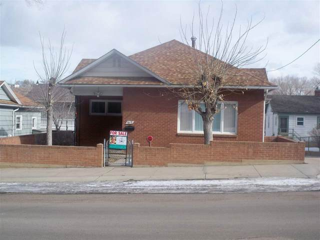 617 C Street, Rock Springs, WY 82901 (MLS #20200702) :: Real Estate Leaders