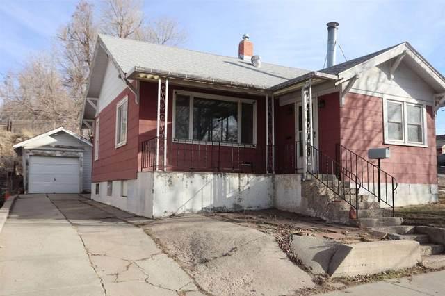943 S Mckinley, Casper, WY 82601 (MLS #20200740) :: Real Estate Leaders