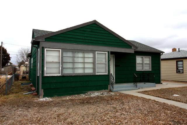 1733 E D Street, Torrington, WY 82240 (MLS #20200741) :: Lisa Burridge & Associates Real Estate