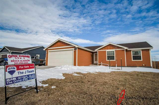 789 Badger Lane, Mills, WY 82644 (MLS #20200756) :: RE/MAX The Group