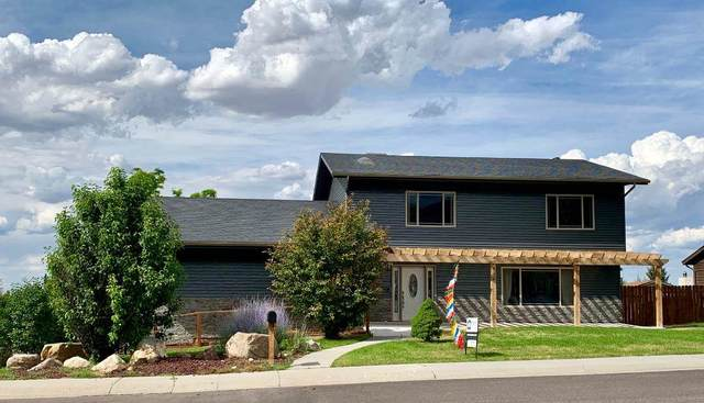 780 Goodstein Drive, Casper, WY 82601 (MLS #20200759) :: Lisa Burridge & Associates Real Estate