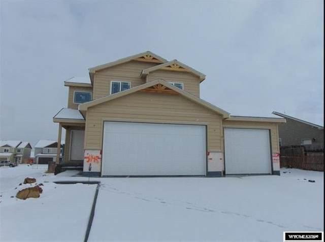 3145 Carbide Trail, Casper, WY 82604 (MLS #20200768) :: Lisa Burridge & Associates Real Estate