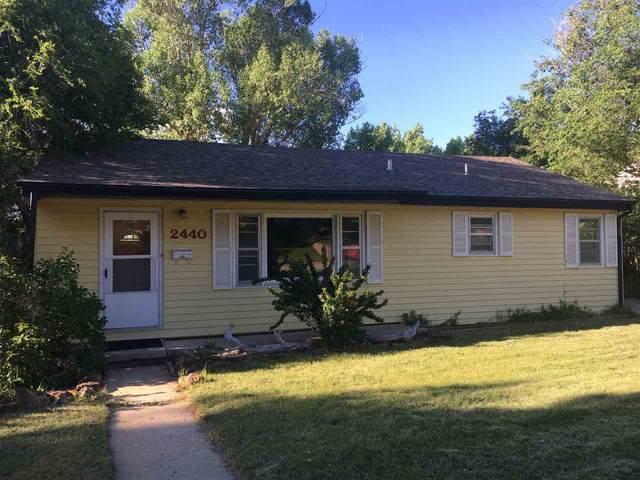 2440 E 7th Street, Casper, WY 82609 (MLS #20200771) :: Lisa Burridge & Associates Real Estate
