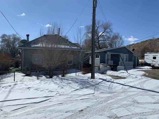 806 West Street, Rock Springs, WY 82901 (MLS #20200774) :: Real Estate Leaders