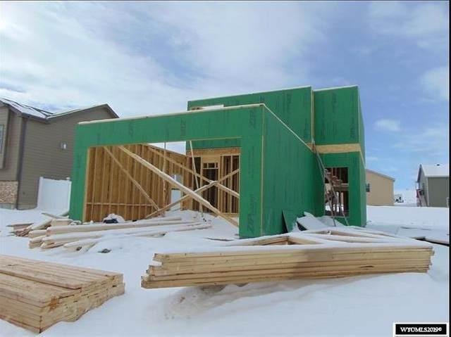 2440 Mercy Lane, Casper, WY 82604 (MLS #20200787) :: Lisa Burridge & Associates Real Estate