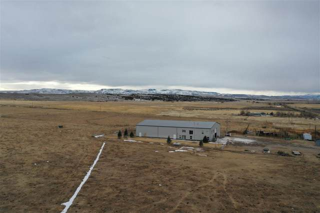 1063 Missouri Flat Road, Thermopolis, WY 82443 (MLS #20200805) :: RE/MAX The Group