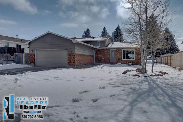 4491 E 12th Street, Casper, WY 82609 (MLS #20200824) :: Real Estate Leaders
