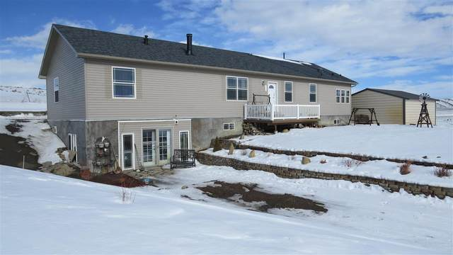 336 Red Canyon Rd, Thermopolis, WY 82443 (MLS #20200826) :: RE/MAX The Group