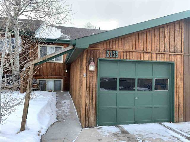 2138 E Hancock, Laramie, WY 82072 (MLS #20200831) :: Real Estate Leaders