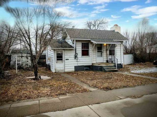 220 E 23rd, Torrington, WY 82240 (MLS #20200833) :: Lisa Burridge & Associates Real Estate