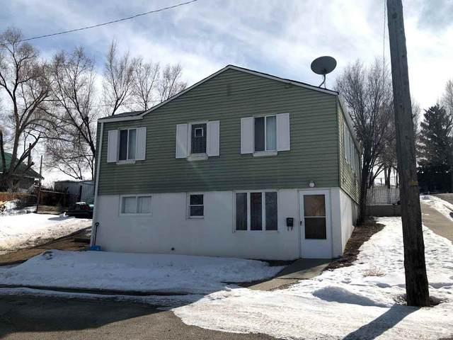 833 Connecticut Avenue, Rock Springs, WY 82901 (MLS #20200843) :: Lisa Burridge & Associates Real Estate