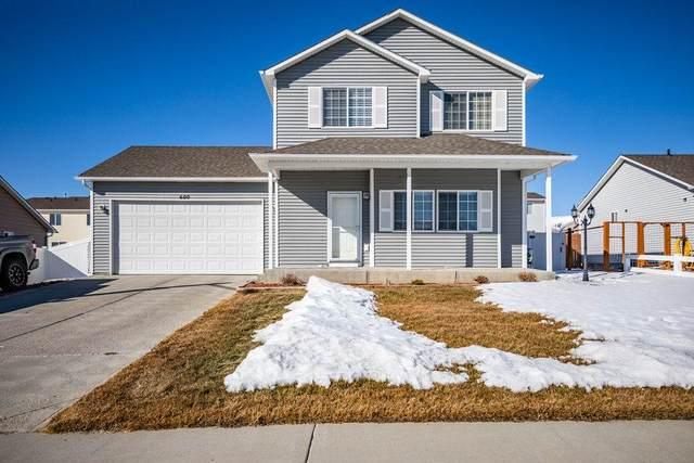 600 Arrowhead Way, Rock Springs, WY 82901 (MLS #20200849) :: Lisa Burridge & Associates Real Estate