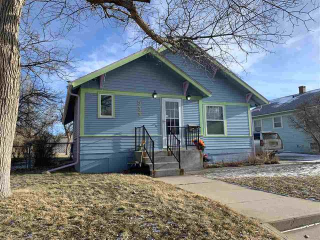 533 Park Street, Casper, WY 82601 (MLS #20200853) :: Lisa Burridge & Associates Real Estate