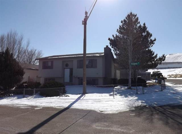 1910 Virginia Drive, Green River, WY 82935 (MLS #20200859) :: RE/MAX The Group