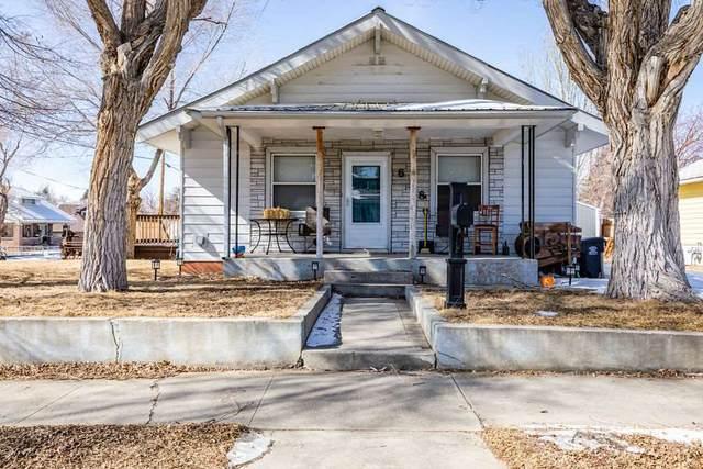 618 Rhode Island Avenue, Rock Springs, WY 82901 (MLS #20200860) :: Lisa Burridge & Associates Real Estate