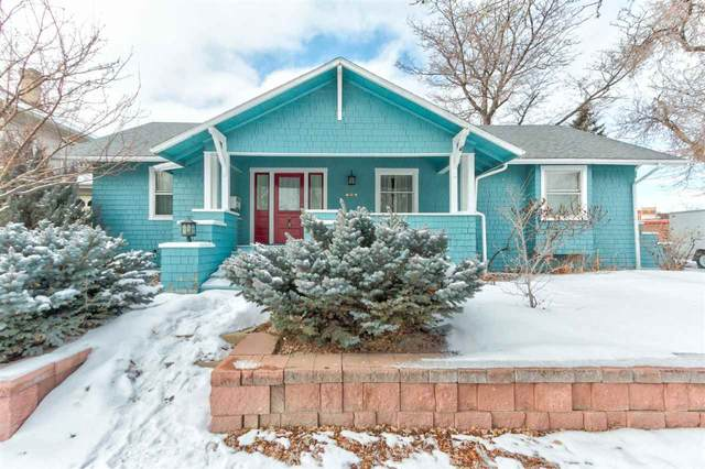 954 S Ash Street, Casper, WY 82601 (MLS #20200871) :: Lisa Burridge & Associates Real Estate