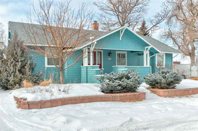 954 S Ash Street, Casper, WY 82601 (MLS #20200872) :: Lisa Burridge & Associates Real Estate