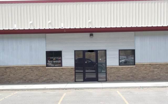 810 Powerhouse, Rock Springs, WY 82901 (MLS #20200875) :: Real Estate Leaders