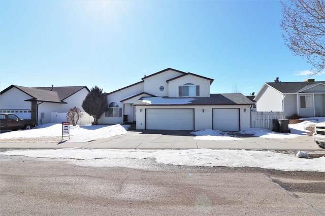 207 Wild Rose Lane, Rock Springs, WY 82901 (MLS #20200876) :: Lisa Burridge & Associates Real Estate