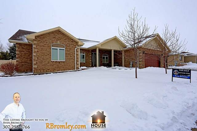 2221 Easthaven Avenue, Casper, WY 82609 (MLS #20200886) :: Lisa Burridge & Associates Real Estate