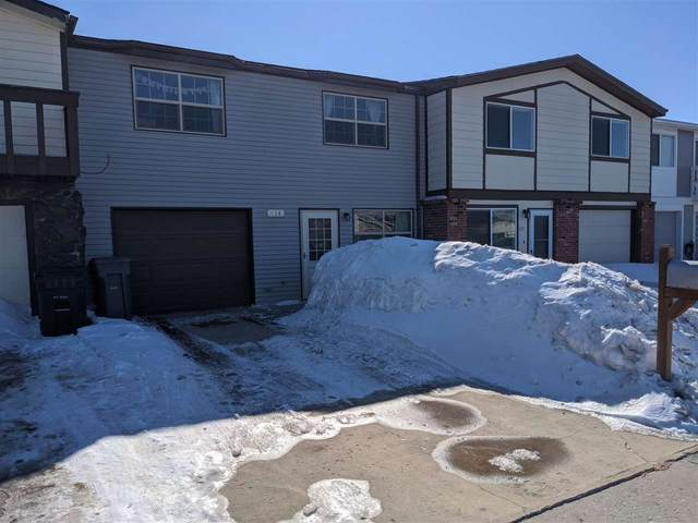 414 E Miller, Rawlins, WY 82301 (MLS #20200893) :: Real Estate Leaders