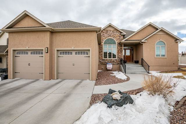 1301 Sand Pointe Way, Rock Springs, WY 82901 (MLS #20200898) :: Lisa Burridge & Associates Real Estate