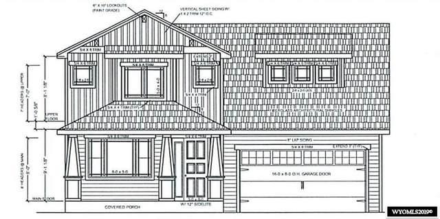 827 Dusty Terrace, Mills, WY 82604 (MLS #20200913) :: Real Estate Leaders