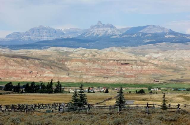 TBD Bald Mountain Road, Dubois, WY 82513 (MLS #20200989) :: RE/MAX Horizon Realty