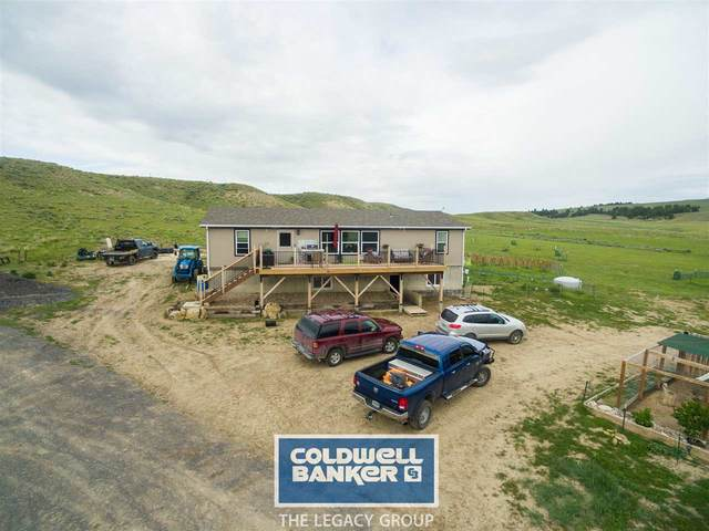 25749 Little Dog Road, Natrona, WY 82646 (MLS #20201023) :: Real Estate Leaders