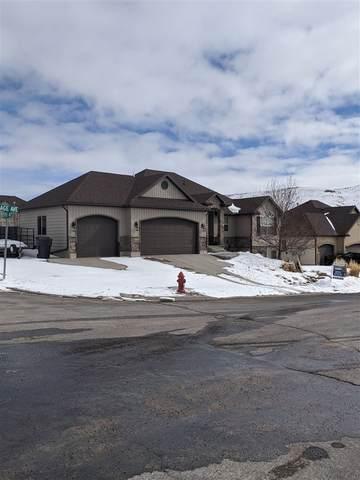 632 Gage Ave., Evanston, WY 82930 (MLS #20201029) :: Lisa Burridge & Associates Real Estate