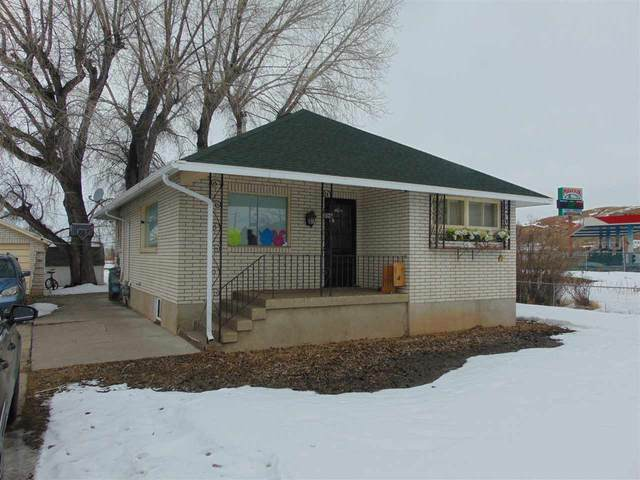 525 County Road, Evanston, WY 82930 (MLS #20201067) :: RE/MAX The Group
