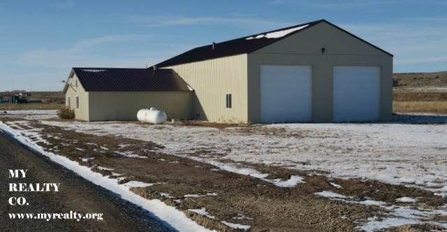 35 Orin Industrial Avenue, Douglas, WY 82633 (MLS #20201089) :: Lisa Burridge & Associates Real Estate