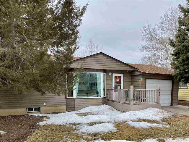 1261 Odell Avenue, Thermopolis, WY 82443 (MLS #20201098) :: RE/MAX The Group