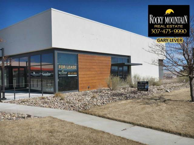 4910 E 2nd Street, Casper, WY 82609 (MLS #20201134) :: Real Estate Leaders
