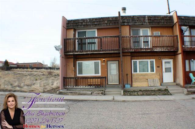 748 Badger Lane, Mills, WY 82644 (MLS #20201156) :: Lisa Burridge & Associates Real Estate