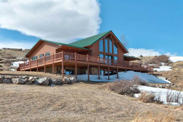 2202 Garden Creek Rd, Casper, WY 82601 (MLS #20201185) :: RE/MAX The Group