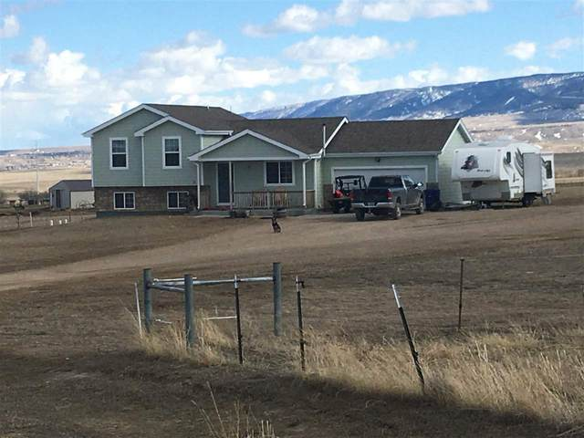 9063 Horse Ranch Road, Casper, WY 82601 (MLS #20201197) :: Real Estate Leaders