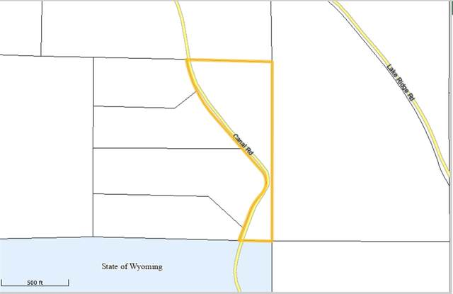 lot 5 Canal Street, Buffalo, WY 82834 (MLS #20201199) :: RE/MAX The Group