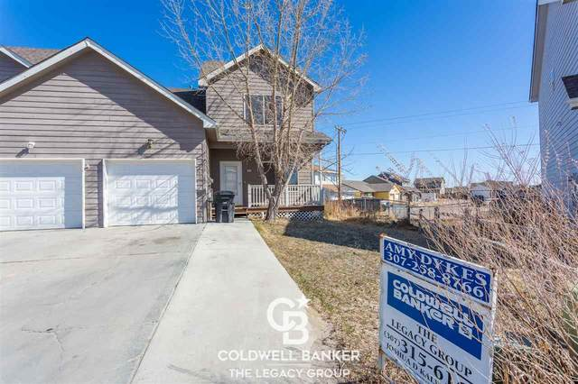 965 Bison Circle, Casper, WY 82644 (MLS #20201210) :: Lisa Burridge & Associates Real Estate