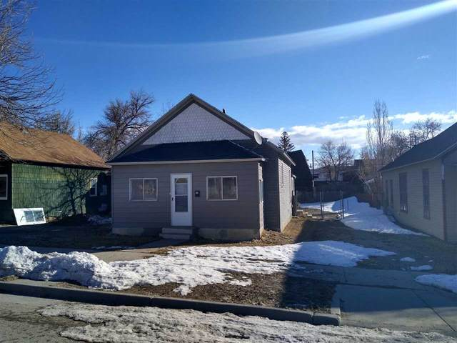 615 5th Street, Rawlins, WY 82301 (MLS #20201240) :: Real Estate Leaders