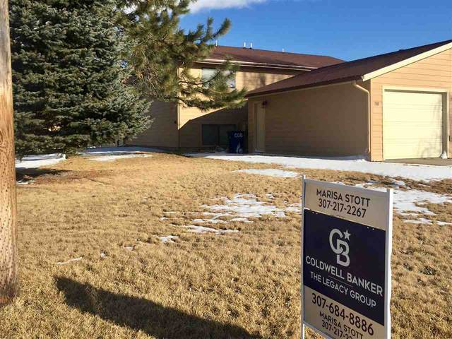 701 S Burritt, Buffalo, WY 82834 (MLS #20201258) :: Lisa Burridge & Associates Real Estate
