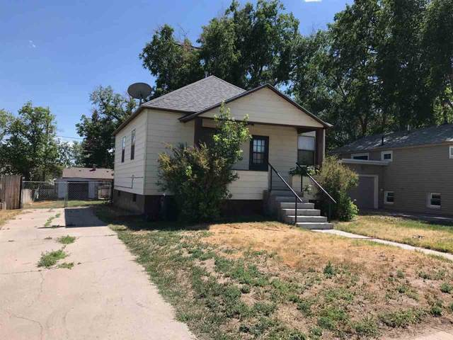 606 Ryan Street, Rawlins, WY 82301 (MLS #20201265) :: RE/MAX The Group
